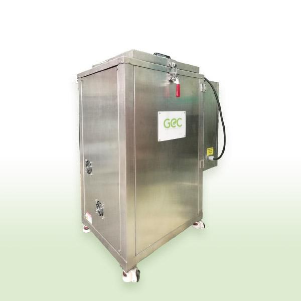 Macchina per compostaggio GEC BCM-15