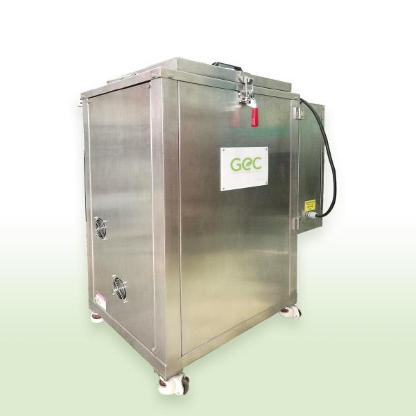 Macchina per compostaggio GEC BCM-25