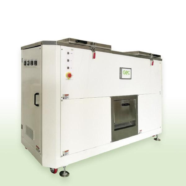 Macchina per compostaggio GEC BCM-300