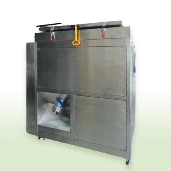 Macchina per compostaggio GEC BCM-500