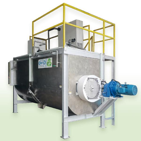 Macchina per compostaggio GEC BCM-5000